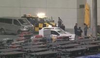 Sabiha Gökçen Havalimanı'n O Saldırı Hava Topuyla Yapılmış