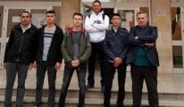 Öğrenciler dron eğitimini İtalya'da aldı