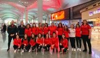 Olimpik Kadın Judo Milli Takımı Arnavutluk'a gitti