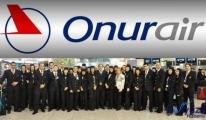 Onur Air 110 bin liralık bağış yaptı