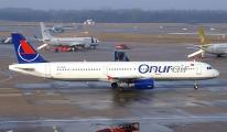 Onur Air  Atlasglobal'in eski uçağını kiraladı!