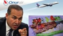 Onur Air, Belediye Başkanı Sözlü'yü Kızdırdı
