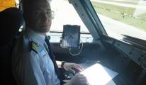 Onur Air'den kokpitte iPad Dönemi