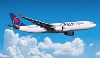 Onur Air filosundaki A330 sayısı 11'e yükseldi