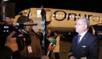 Onur Air Grozni'ye İlk Seferini Gerçekleştirdi