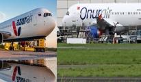 Onur Air iflas eden şirketin yolcularını taşıdı!
