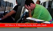 Onur Air'in 226 Yolcusu Ölümden Döndü!video