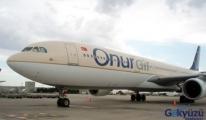 Onur Air'in Üçüncü A330'u da Geldi!
