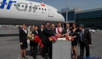 Onur Air Kıbrıs Uçuşlarına Başladı