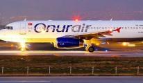 Onur Air Köln'de büyük tehlike atlattı!