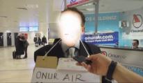 Onur Air Müşteri Mağduriyeti!