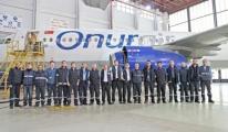 Onur Air  Teknik Sefaköy'e Hangar Yatırımı