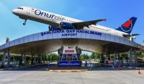 Onur Air Urfa'daki Uçuşlarını Kaldırdı!