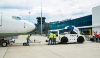 Ordu-Giresun Havalimanı'na 6 bin dolarlık yakıt desteği