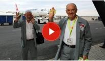 Ordu-Giresun Havalimanı'ndan İlk Uluslararası Uçuş Gerçekleştirildi