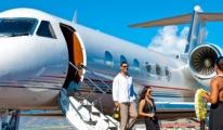 Özel jetlerin Fiyatı Yüzde 35 Düştü