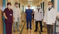 Pandemi sürecinde Akdeniz Üniversitesi'nde ilk organ nakli