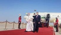 Papa Francis, Bağdat'ta(video)