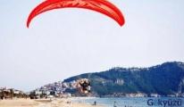 Paraşütçüler Eğitim için Alanya'day dı