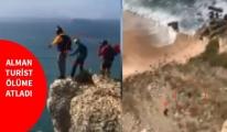 Paraşütü açılmayan turist hayatını kaybetti