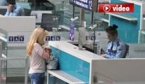 Pasaport Kuyruklarını Azaltacak Sistem Test Ediliyor