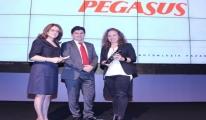 Pegasus'a 'En İyi Havayolu' Ödülü