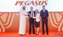 Pegasus'a Uluslararası İş Mükemmelliği Ödülü