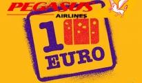 Pegasus Avrupa'ya 1 Euro'ya uçuracak!