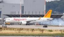 Pegasus'un A320NEO'su İstanbul'a geldi!