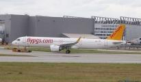 Pegasus'un yeni uçağı A321NEO yola çıktı!