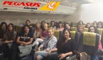 Pegasus Havayolları tecrübeli kabin memuru alacak!