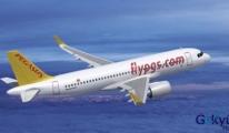 Pegasus ilk Airbus 320'sini Alıyor