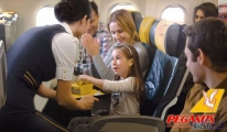 Pegasus Ocak'ta 2,28 milyon misafir uçurdu!