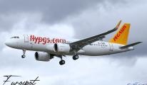 Pegasus'un yeni uçağı ilk ticari uçuşunu yaptı