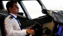 Pegasus'ta pilot olma şansı