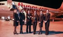 Pegasus'tan 8 Mart Dünya Kadınlar Günü'ne Özel Uçuş