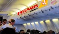 Pegasus'un 1Y19'da birim gelirlerde yüksek artış!