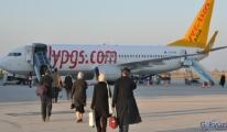 Pegasus'un Ekim'de yolcu sayısı %5.3 arttı!