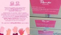 Penti kadın sağlık çalışanlarına anlamlı destek