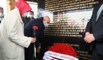 Peşaver şehitleri anıtı Keçiören'de açıldı