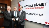 Petrol Ofisi'nin Otogaz Hizmet Şampiyonu