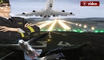 Pilot; Bu pistlere inmek cesaret ister!video