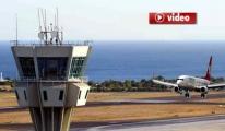Pilot'dan Kuleye 'Drone' Uyarısı video
