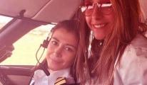Pilot Elif Ulusoy'dan açıklama: Ölmedim