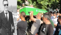 Pilot Kutay Bayraktar Çanakkale'de toprağa verildi#video