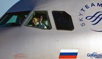 Pilot uçuş sırasında kalp krizi geçirdi,Öldü!