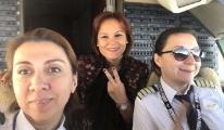 Pilot ve hosteste alkol izine rastlanmadı!