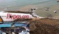 Pilot Yanlış Butona Bastı,162  Kişi Ölümden Döndü!