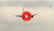 Pilotlardan havada '8 Mart' kutlaması