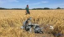 Pilotun cesedine ulaşıldı